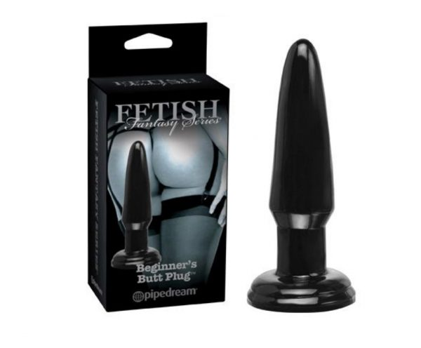 Butt Plug Fetish 10cm x 2.3cm