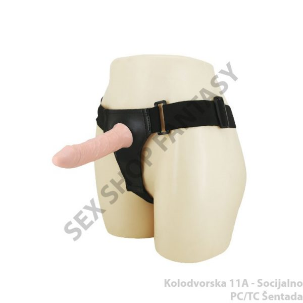"Strap on ""ULTRA PASSIONATE"" 15cm x 3.5-4cm"