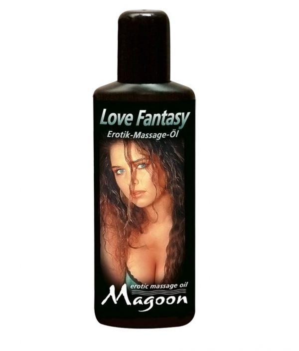 Ulje za masažu: Fantasy
