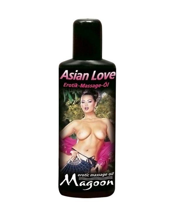 Ulje za masažu: Azijska ljubav