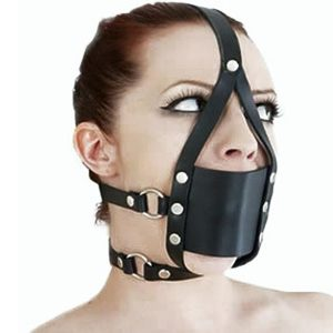 Maska Sa Kuglom Za Usta