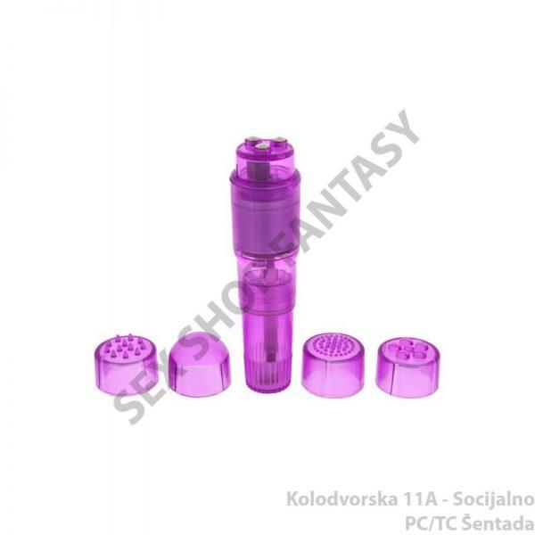 """Mini Vibrator """"Pocket Rocket"""""""