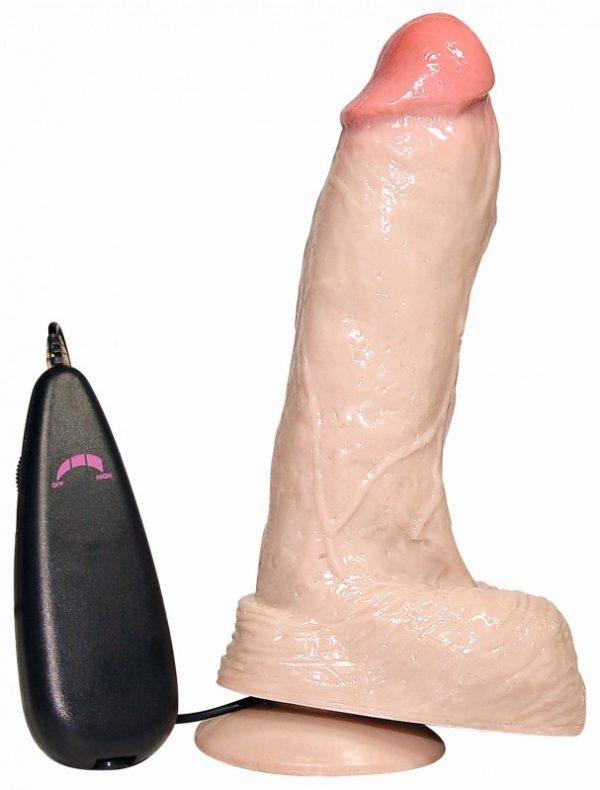 Vibrator RealistiXXX 17cm x 5cm