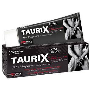 Krema za muskarce: Taurix Extra Strong