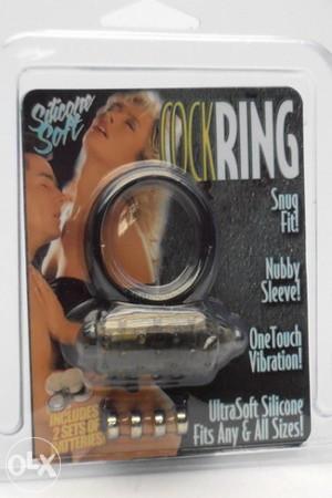 """Vibrirajuci prsten """"Soft"""""""