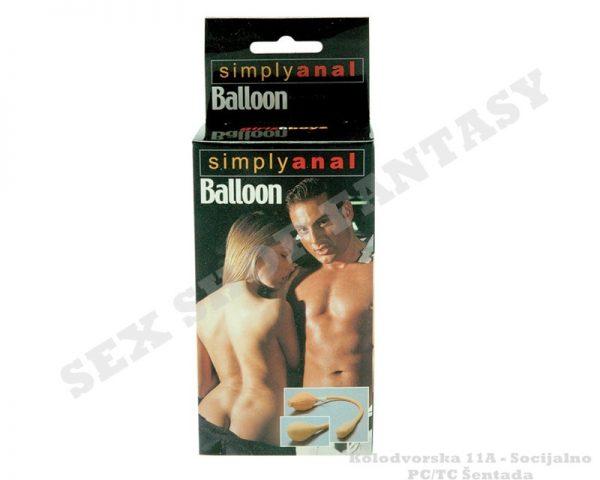 Anal Balon Na Napuhavanje #Butt Plug