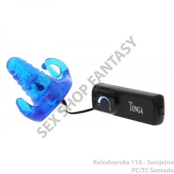 Vagina Plug Vibrirajuci 6cm x 3.2cm