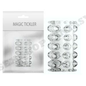 Charmly Magic Tickler White 1